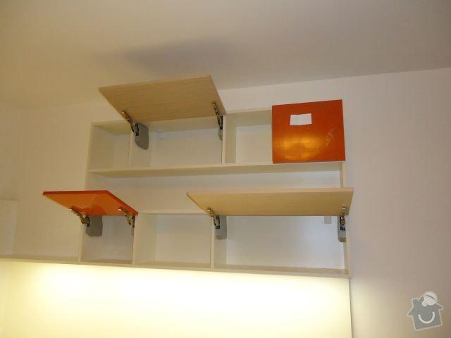 Zakázkový nábytek - ložnice, studentský pokoj: DSC02218