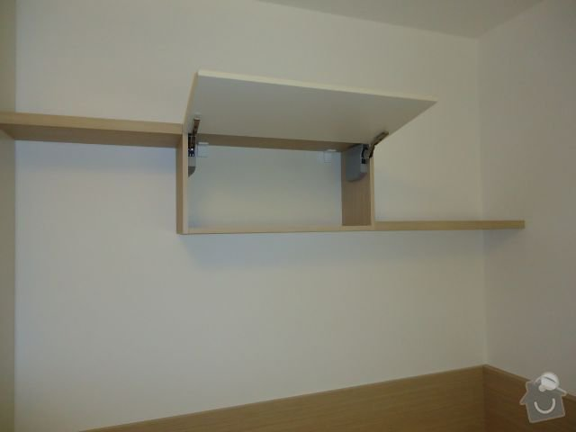Zakázkový nábytek - ložnice, studentský pokoj: DSC02219