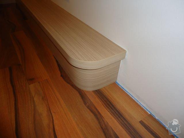 Zakázkový nábytek - ložnice, studentský pokoj: DSC02180