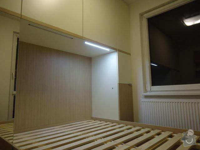 Zakázkový nábytek - ložnice, studentský pokoj: DSC02191