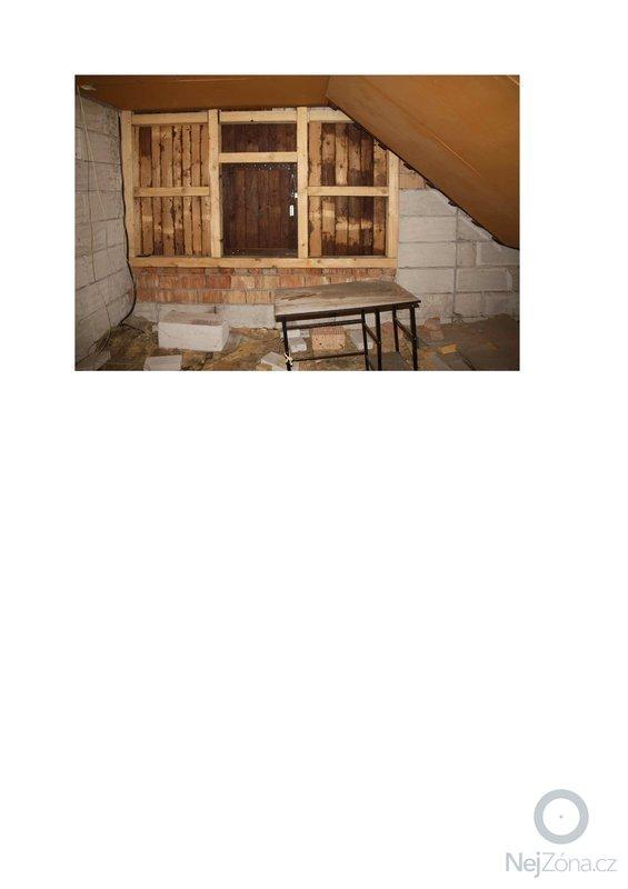 Zednické práce (dozdění a omítnutí štítu cca 6m2): poptavkadozdeni2