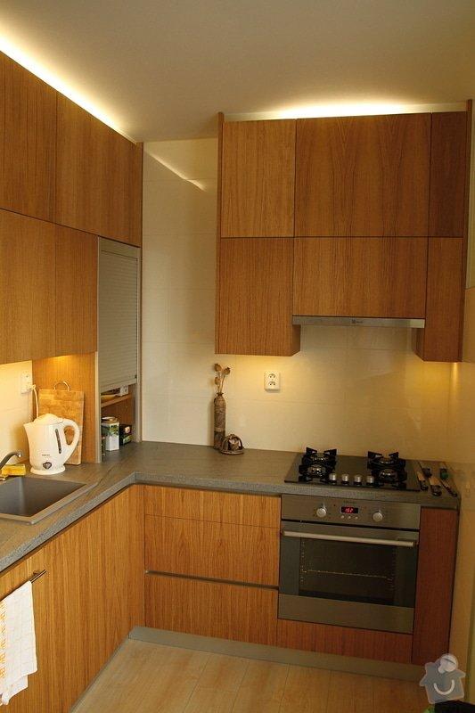 Kuchyňská linka na míru: kuchyn-0408-09