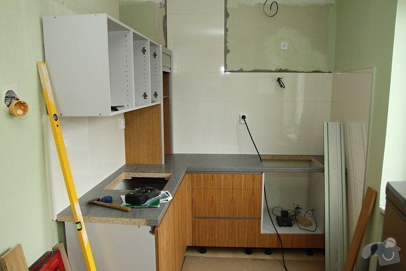 Kuchyňská linka na míru: kuchyn-0313-01