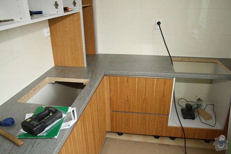 Kuchyňská linka na míru: kuchyn-0313-03