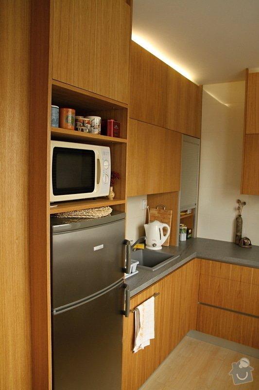 Kuchyňská linka na míru: kuchyn-0408-12
