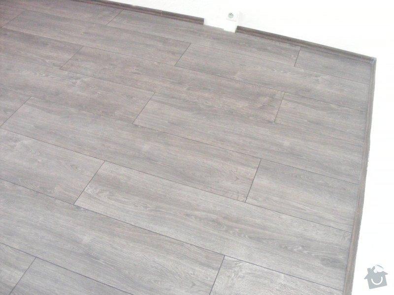 Vymalování ložnice,položení plovoucí podlahy,poskládaní skříně a postele: DSCF2590