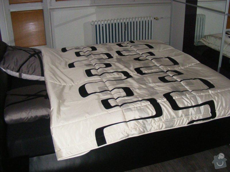 Vymalování ložnice,položení plovoucí podlahy,poskládaní skříně a postele: DSCF2595