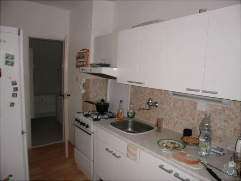 Návrh a rekonstrukce kuchyně, jídelního koutu a obýváku: kuchyn_foto_3