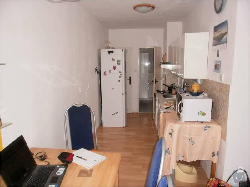 Návrh a rekonstrukce kuchyně, jídelního koutu a obýváku: kuchyn_foto_2
