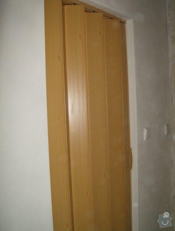 Výstavba bytového jádra: HPIM2294