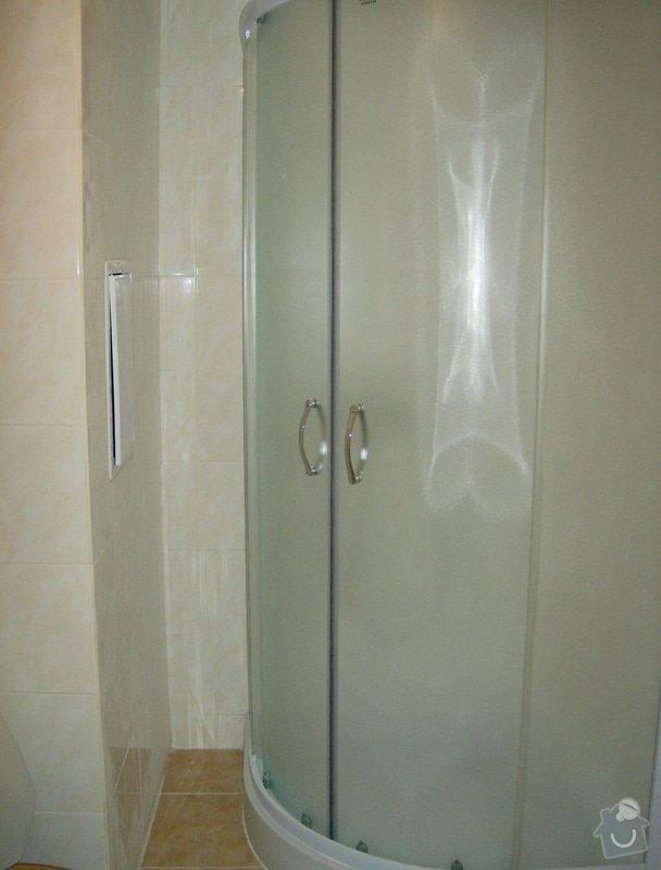 Výstavba bytového jádra: HPIM2291