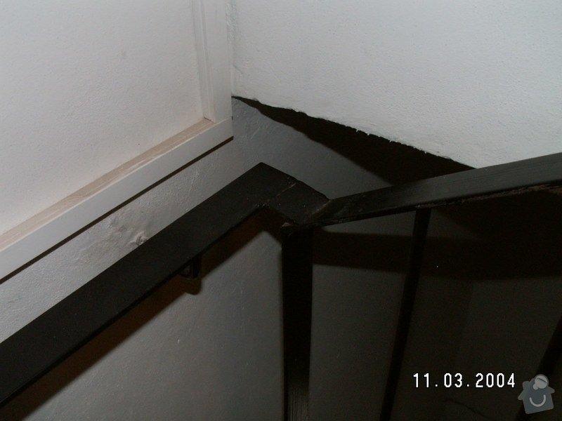 Montáž madel na zábradlí schodiště: PICT0004