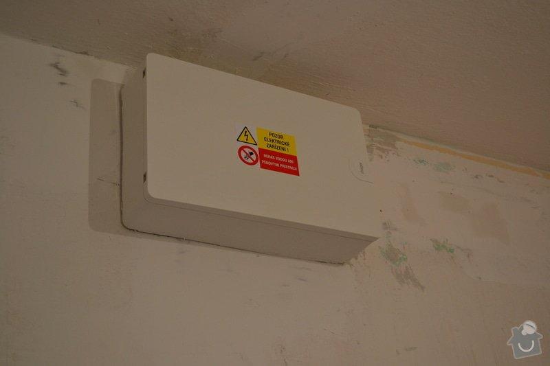 Elektroinstalace při rekonstrukci panelového bytu: DSC_0092