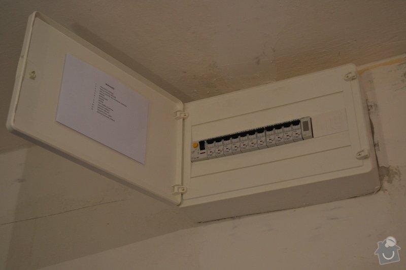 Elektroinstalace při rekonstrukci panelového bytu: DSC_0093