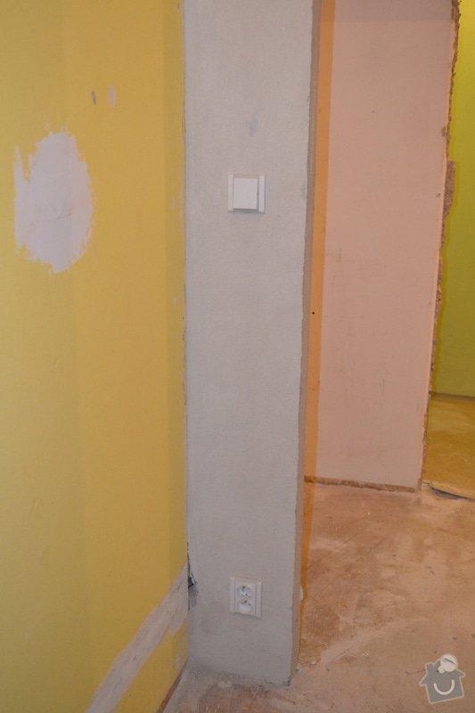 Elektroinstalace při rekonstrukci panelového bytu: DSC_0102