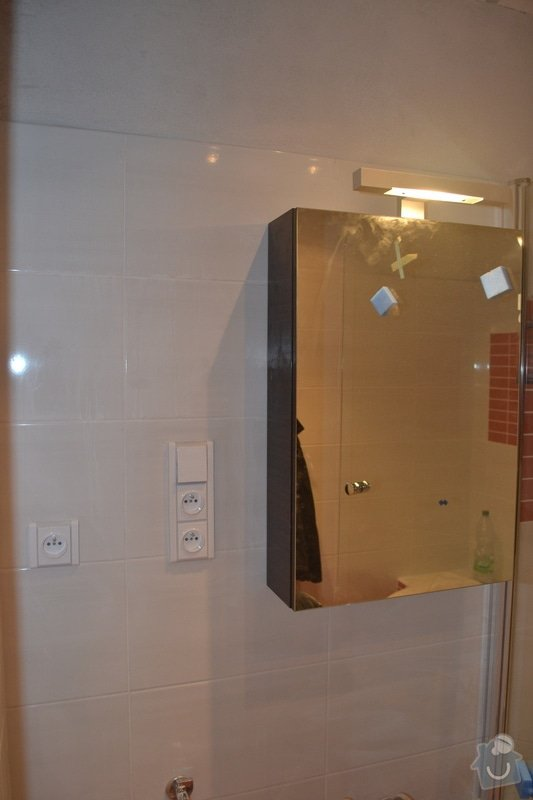 Elektroinstalace při rekonstrukci panelového bytu: DSC_0108