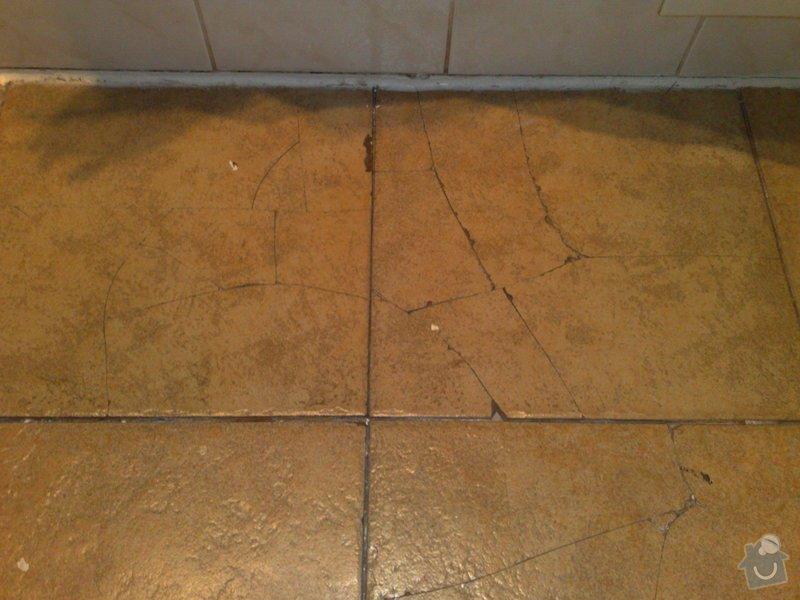 Pokládka podlahy: 03022008762