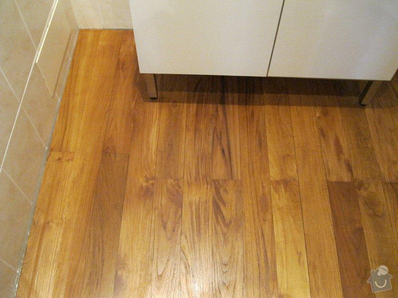 Pokládka podlahy: 5