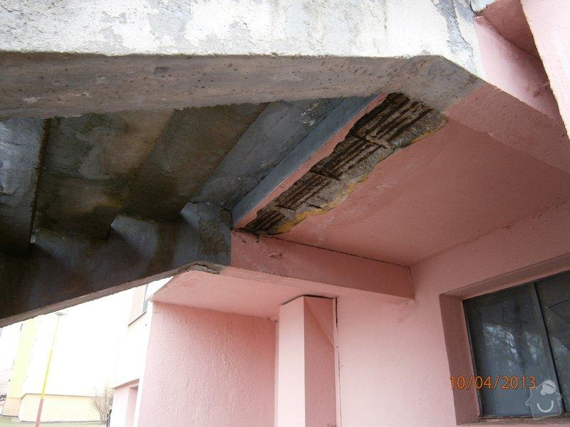 Rekonstrukce  venkovního schodiště: P4100007