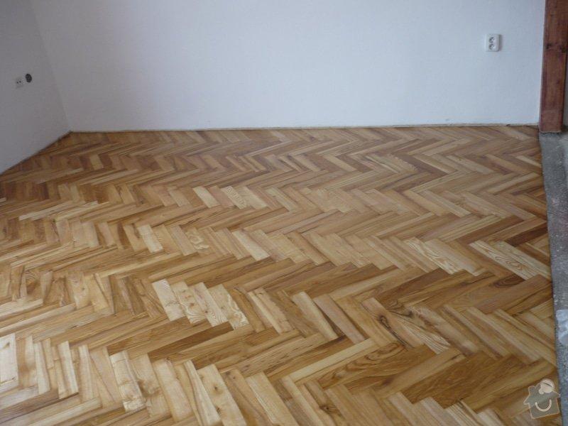 Repase dřevěné podlahy: P1010207