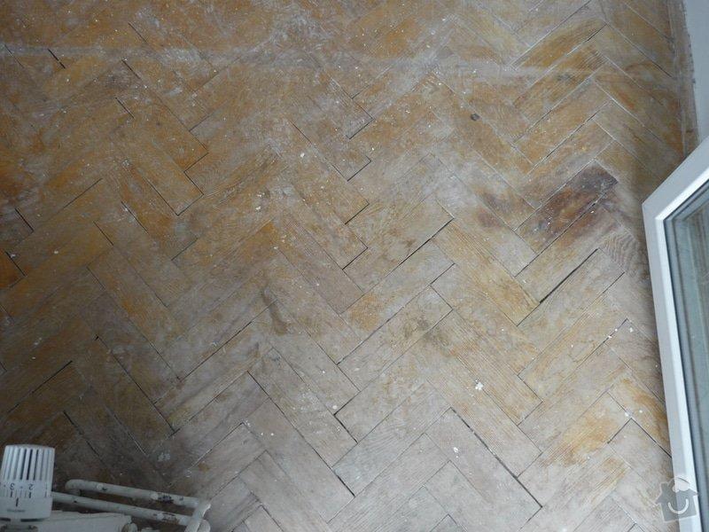 Repase dřevěné podlahy: P1010209