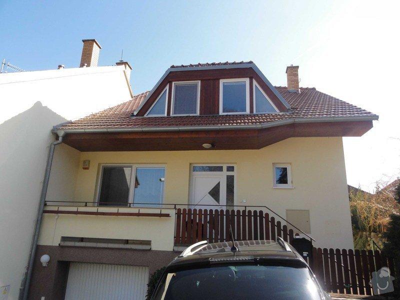Oprava balkonu a fasady - případné zateplení: predni_strana_domu