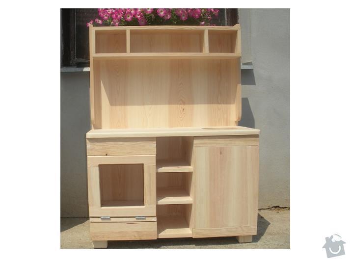 Výroba dřevěné dětské kuchyňky: kuchynka_-_polotovar