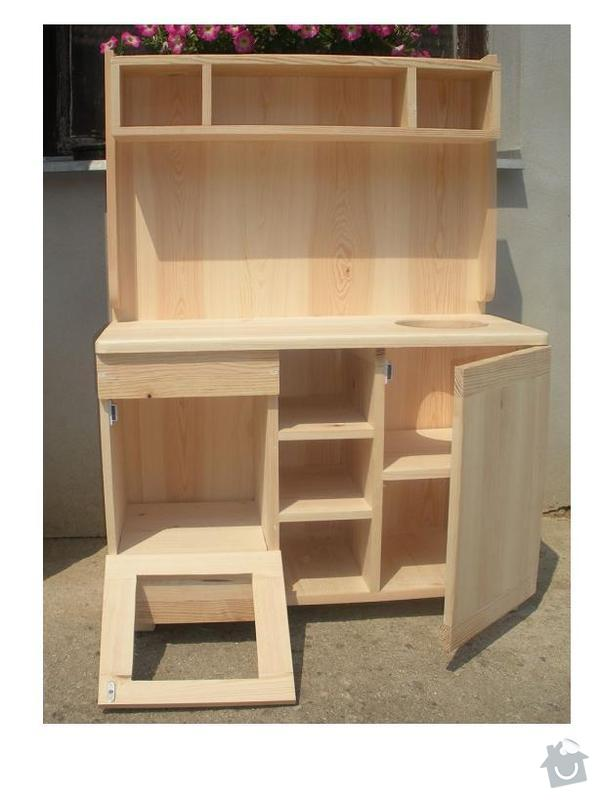 Výroba dřevěné dětské kuchyňky: kuchynka_-_polotovar2
