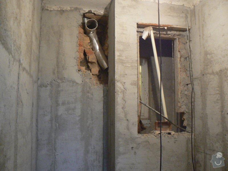 Rekonstrukce bytu: 007_P1040707