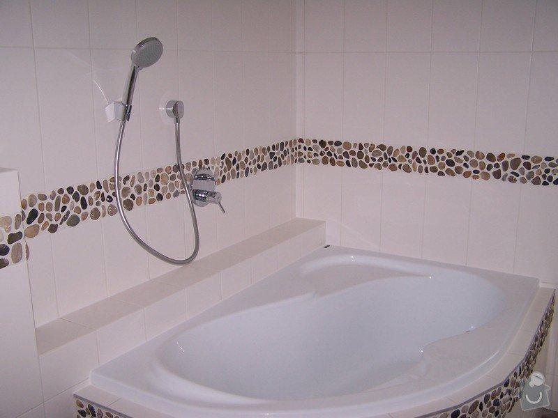 Rekonstrukce koupelny: 026