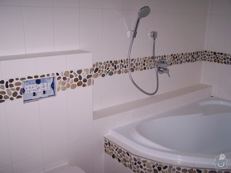 Rekonstrukce koupelny: 027