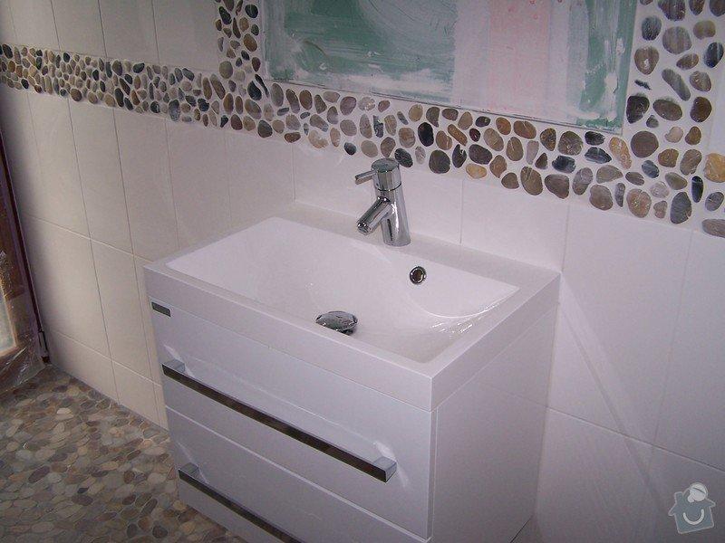 Rekonstrukce koupelny: 030