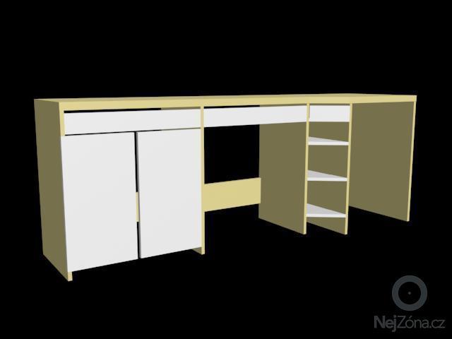 Vyroba nabytku: stol_1