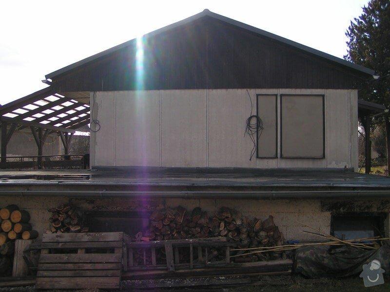 Poptávám dřevostavbu - přístavbu rodinného domu (3 místnosti, plocha 460 cm x 900cm) : PICT0117
