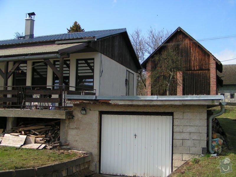 Poptávám dřevostavbu - přístavbu rodinného domu (3 místnosti, plocha 460 cm x 900cm) : PICT0119