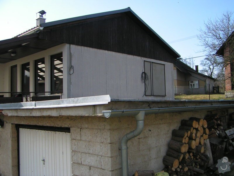 Poptávám dřevostavbu - přístavbu rodinného domu (3 místnosti, plocha 460 cm x 900cm) : PICT0121