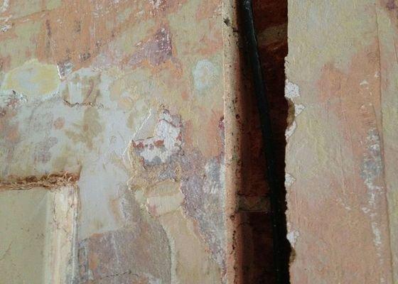 Zednicke prace - Stary byt