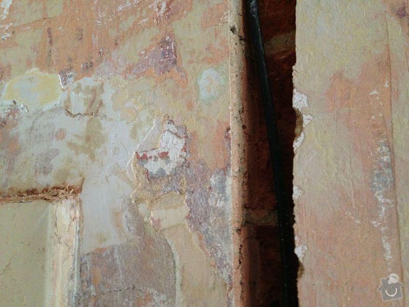 Zednicke prace - Stary byt: IMG_0980
