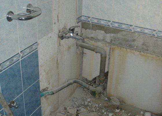 Částečná rekonstrukce bytu (koupelna, vymalování, koberce a drobné opravy)