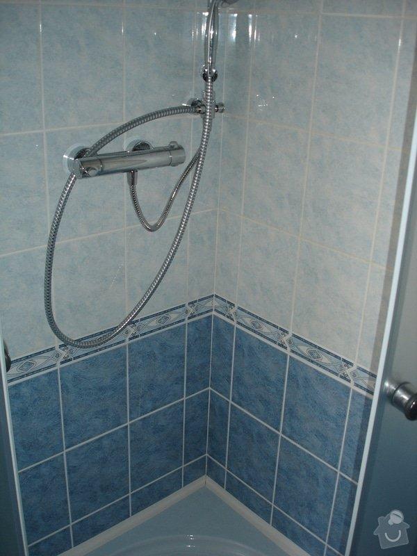 Částečná rekonstrukce bytu (koupelna, vymalování, koberce a drobné opravy): DSC00899