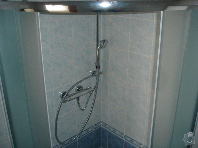 Částečná rekonstrukce bytu (koupelna, vymalování, koberce a drobné opravy): DSC00902