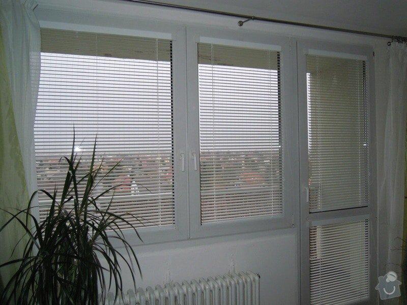 Žaluzie do oken a balkonových dveří, vnitřní: DSCN4446