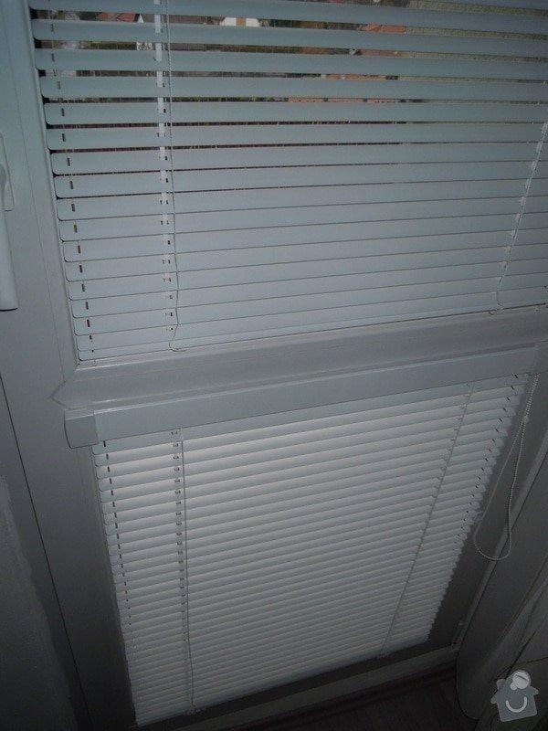 Žaluzie do oken a balkonových dveří, vnitřní: DSCN4447