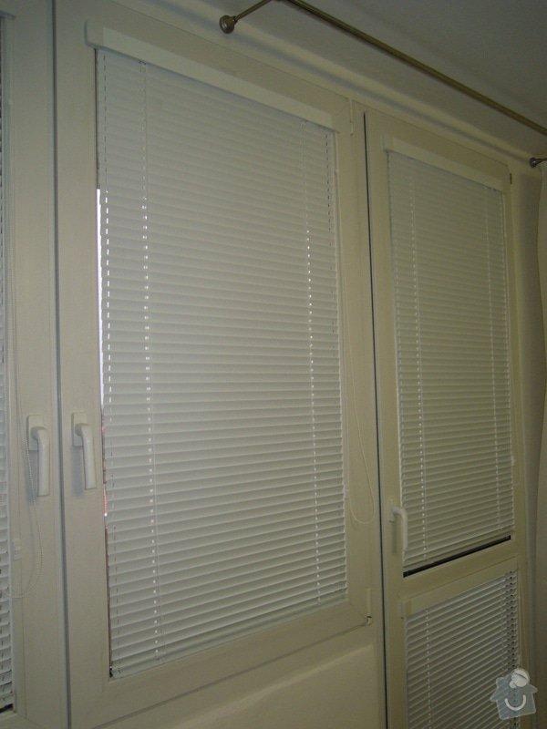 Žaluzie do oken a balkonových dveří, vnitřní: DSCN4451