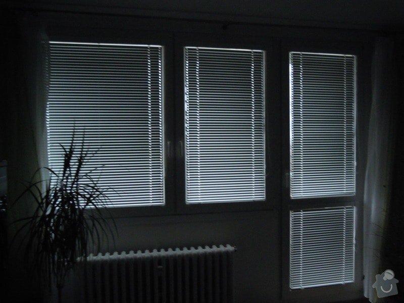 Žaluzie do oken a balkonových dveří, vnitřní: DSCN4445