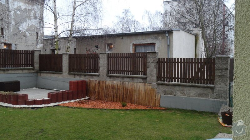 Oprava venkovní zdi - cca 20m: DSC03223