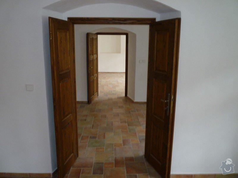 Dokončení rekonstrukce synagogy Čkyně: P1020008