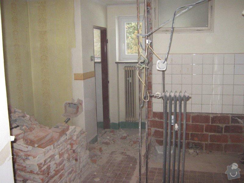 Kompletní rekonstrukce bytu: IMG_0747