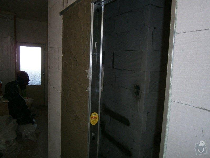 Rekonstrukce bytového jádra a stavební úpravy pro osazení kuchyňské linky: P3230008