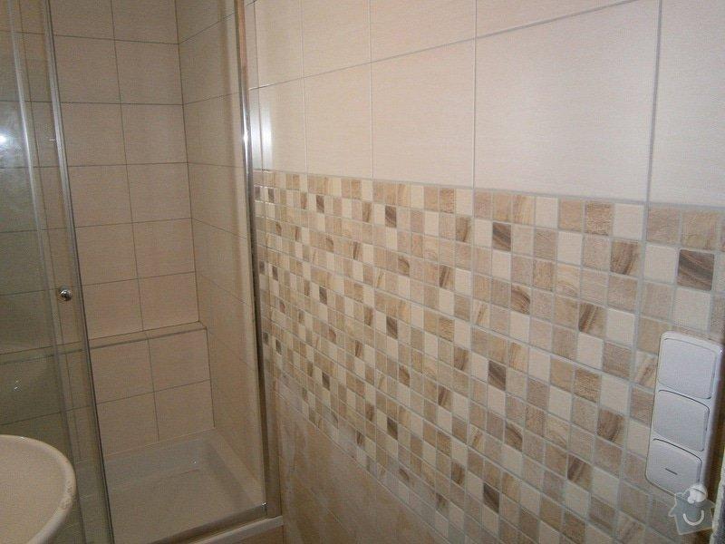 Rekonstrukce bytového jádra a stavební úpravy pro osazení kuchyňské linky: P3290048